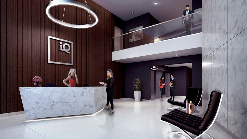 IQ OFFICE ALCANFORES